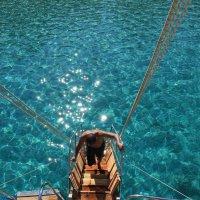 Вода Эгейского моря :: Михаил Кашанин