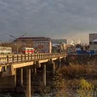 Чапаевский мост :: Вадим Бурмистров