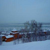 Зимний день в Нижнем :: Наталья Сазонова