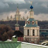 Башни :: Андрей Бондаренко