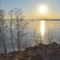 Ледяное солнце :: Марина Шанаурова (Дедова)