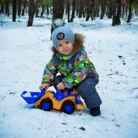 Рома...Зима :: Дарья Левина