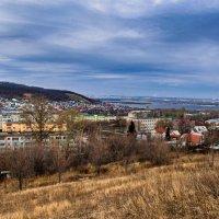 Наш городок в начале декабря) :: Олег Архипов