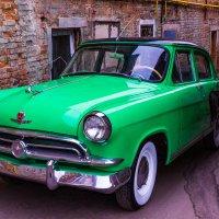 """ГАЗ """"Волга"""" 1957 г. :: Евгений Ковальчук"""