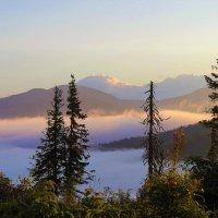 Облака и туманы :: Сергей Чиняев