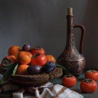 Ваза с фруктами :: Татьяна Панчешная