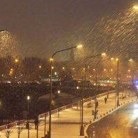 Первый снег :: НАТАЛЬЯ
