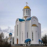 Екатерининская церковь :: Михаил Бояркин