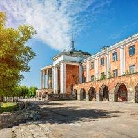 Здание Речного вокзала в Твери :: Юлия Батурина