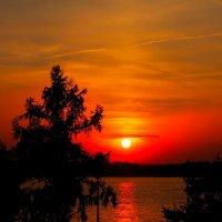 Закат - Природа засыпает ..... :: Aleks Ben Israel