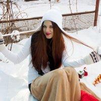 Зима :: Алена Д