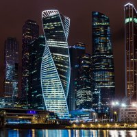 Moscow City :: Oleg K