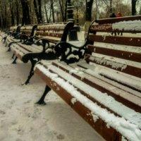 Зима :: Георгий Морозов