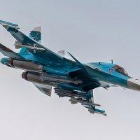 Су - 34 :: Владимир Сырых