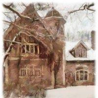 Дом, где разбиваются сердца.... :: Tatiana Markova