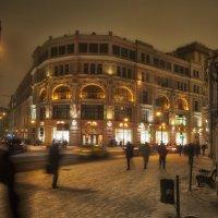 мясницкая улица :: Александр Шурпаков