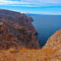 Западный берег Ольхона :: Анатолий Иргл