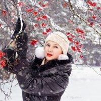 Первый зимний день :: Наталья Мячикова
