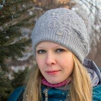 Зимний портрет :: Алина Меркурьева
