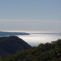 Серебряное море, горная тишь :: Алексей Коробов