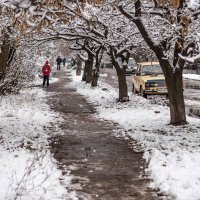 опять зима :: sergio tachini