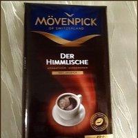 Швейцарский кофе Movenpick Der Himmlische :: Вера