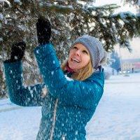 Первый снег :: Алина Меркурьева