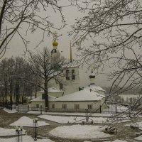 Спасо-Преображенская церковь :: Сергей Цветков