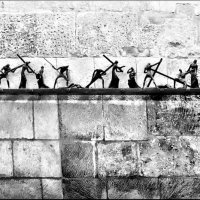 Путь на Голгофу :: Roman Mordashev