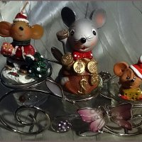 Свечи мышки :: Вера