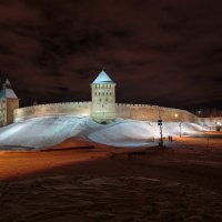 Кремль Великого Новгорода :: Евгений Никифоров