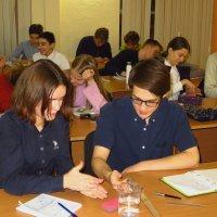Мои 8-классники Олимпиадной школы МФТИ :: Андрей Лукьянов