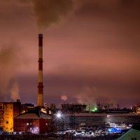 А из нашего окна... :: Роман Воронежский