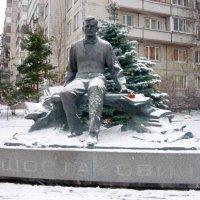 Памятник Шостаковичу :: Вера Щукина