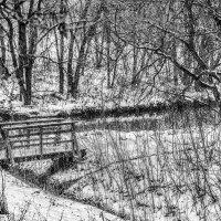 Москва, р-н м. Ботанический сад. Река Яуза. :: Игорь Герман