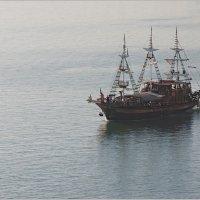 Морская прогулка в полный штиль :: Lmark