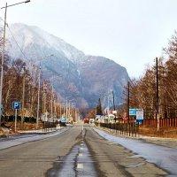 Дорога в Аршан :: Владимир Стативо