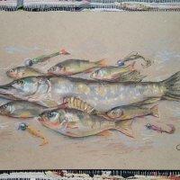 Рыбы. :: Andrey Stolyarenko
