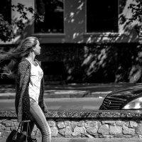 девушка и автомобиль :: sergio tachini