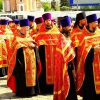 Красная площадь  Праздник  Кирилл и Мефодий :: олег свирский