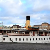 Стокгольм набережная :: Swetlana V