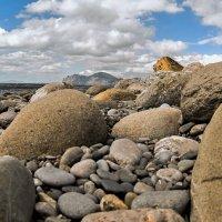 Пейзаж с камнями... :: владимир
