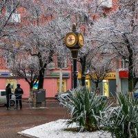 Снег с дождем :: Игорь Сикорский