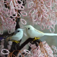Птички :: Marina Timoveewa