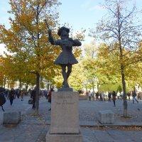 Памятник Перу Абелю :: Natalia Harries