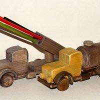 Деревянные игрушки ) :: Павел WoodHobby