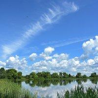 Монастырское озеро :: Oleg S