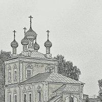 Храм Фрола и Лавра :: Nikolay Monahov