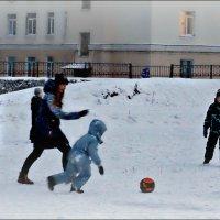 Североморский футбол на снегу... :: Кай-8 (Ярослав) Забелин