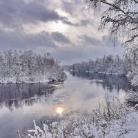 Выглянуло  солнышко! :: Валера39 Василевский.